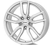 Rial Torino (PS) 8x18 5x114,3 ET35 Stříbrný lak