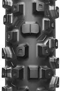Bridgestone Battlecross X30 120/80 -19 63 M TT NHS, Zadní Terénní