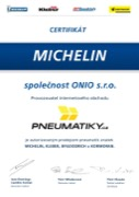 Michelin Primacy HP 225/50 R17 94 Y AO GreenX Letní