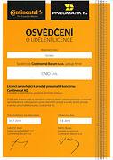 Continental VancoContact 2 165/70 R14 C 89/87 R Letní