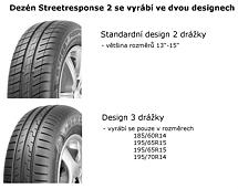 Dunlop Streetresponse 2 185/65 R14 86 T Letní