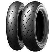 Dunlop TT93 GP 90/90 -10 50 J TL Přední/Zadní Skútr