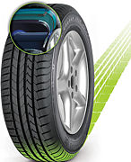 GoodYear Efficientgrip 205/55 R16 91 V Letní