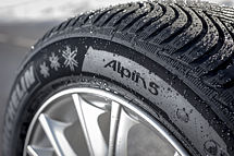 Michelin ALPIN 5 195/55 R16 91 H XL FR Zimní