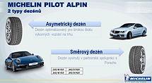 Michelin PILOT ALPIN PA4 245/55 R17 102 V MO FR, GreenX Zimní