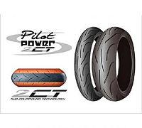 Michelin PILOT POWER 2CT 170/60 ZR17 72 W TL Zadní Sportovní