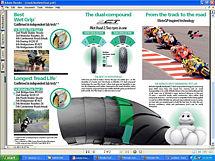 Michelin PILOT ROAD 2 180/55 ZR17 73 W TL Zadní Sportovní/Cestovní
