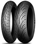 Michelin PILOT ROAD 4 SCOOTER 160/60 R15 67 H TL Zadní Skútr