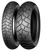 Michelin SCORCHER 32 130/90 B16 73 H TL/TT RF RF, Přední Sportovní/Cestovní