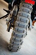 Michelin T63 130/80 -17 65 S TT Zadní Terénní