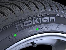 Nokian WR D3 215/65 R15 100 H XL Zimní