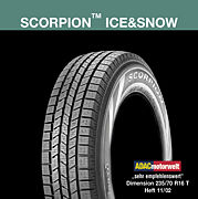 Pirelli SCORPION ICE & SNOW 295/40 R20 110 V XL Zimní