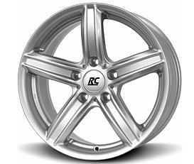 Brock RC21 (KS) 7,5x17 5x120 ET32 Stříbrný lak