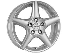 Enzo R 6,5x15 5x100 ET38 Stříbrný lak