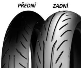 Michelin POWER PURE SC RADIAL