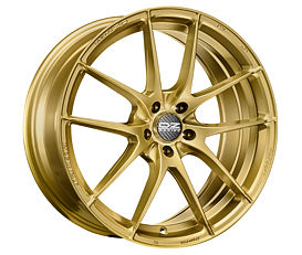 OZ LEGGERA HLT RG 8x19 5x100 ET43 Zlatý lak
