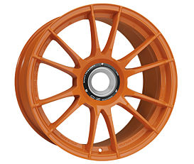 OZ ULTRALEGGERA HLT CL Orange 12x19 15x130 ET63 Oranžový lak