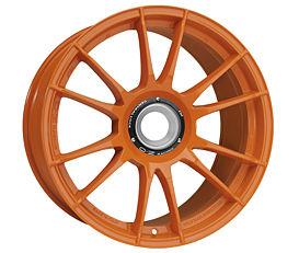 OZ ULTRALEGGERA HLT CL Orange 11x19 15x130 ET51 Oranžový lak