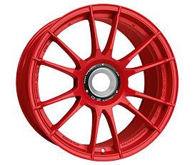 OZ ULTRALEGGERA HLT CL SR 11x20 15x130 ET50 Červený lak