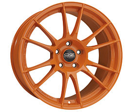 OZ ULTRALEGGERA HLT Orange 8,5x19 5x130 ET53 Oranžový lak