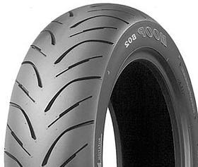 Bridgestone B02 120/70 -12 51 L TL Skútr