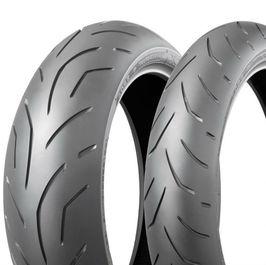 Bridgestone Battlax S20 120/70 R17 58 W TL N, Přední Sportovní