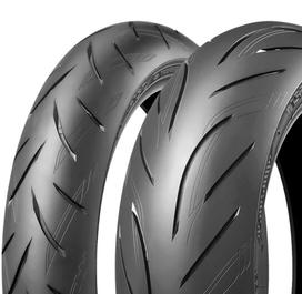 Bridgestone Battlax S21 120/70 R17 58 W TL G, Přední Sportovní
