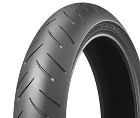 Bridgestone BT015F 120/70 R17 58 W TL L, Přední Sportovní