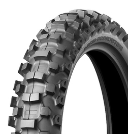 Bridgestone Motocross M204 120/80 -19 63 M TT Zadní Terénní
