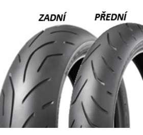 Bridgestone S20 190/50 R17 73 W TL Zadní Sportovní