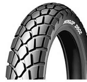 Dunlop D602 100/90 -18 56 P TL Přední Enduro