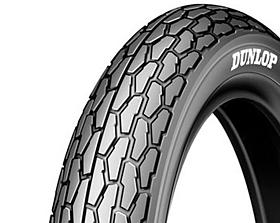 Dunlop F17 100/90 -17 55 S TL Přední Sportovní/Cestovní