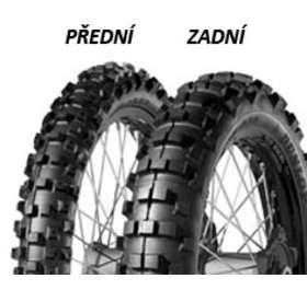 Dunlop GEOMAX ENDURO 90/90 -21 54 R TT S, Přední Terénní