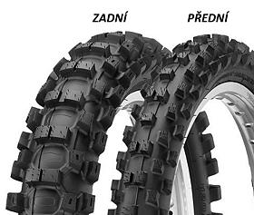 Dunlop GEOMAX MX31 120/90 -18 65 M TT Zadní Terénní