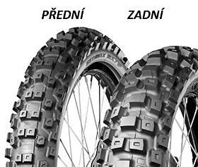 Dunlop GEOMAX MX71 90/100 -21 57 M TT Přední Terénní