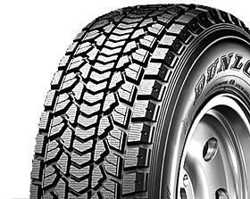 Dunlop GRANDTREK SJ5 275/60 R18 113 Q Zimní