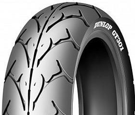 Dunlop GT301 140/70 -12 60 P TL Zadní Skútr
