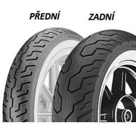 Dunlop K555 170/80 -15 77 S TT Zadní Cestovní