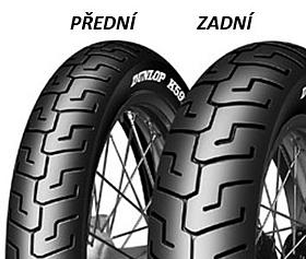 Dunlop K591 150/80 B16 71 V TL H.D., Zadní Sportovní/Cestovní