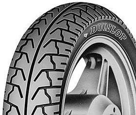 Dunlop K700 150/80 R16 71 V TL J, Zadní Sportovní/Cestovní
