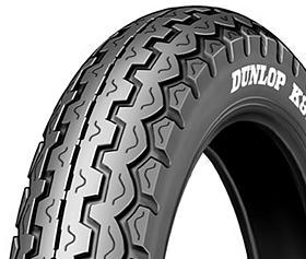 Dunlop K81 TT100 4,1/není H19 61 H TT Zadní Sportovní/Cestovní