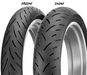 Dunlop SPORTMAX GPR300 160/60 ZR17 69 W TL Zadní Sportovní