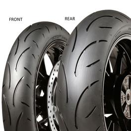 Dunlop SPORTSMART II MAX 150/60 R17 66 H TL Zadní Sportovní