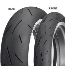 Dunlop SX A-13 SP 150/60 R17 66 H TL Zadní Sportovní