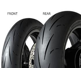 Dunlop SX GP RACER D211 S 120/70 ZR17 58 W TL Přední Závodní