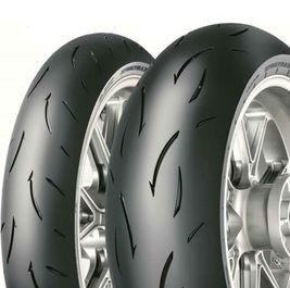 Dunlop SX GP RACER D212 180/55 ZR17 73 W TL M, Zadní Sportovní