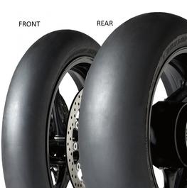 Dunlop SX GP RACER SLICK D212 190/55 R17 TL E, Zadní Závodní