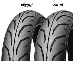 Dunlop TT900 2,5/není -17 43 P TT Přední/Zadní Sportovní/Cestovní