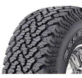 General Tire Grabber AT2 265/70 R17 121 Q FR, OWL Univerzální