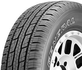 General Tire Grabber HTS60 245/75 R16 120 S OWL Univerzální